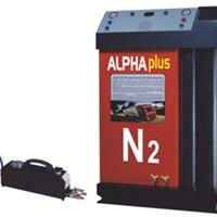 Máy bơm khí Nitơ cho lốp xe tải Alphaplus 1850