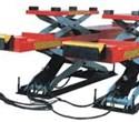 Cầu nâng cắt kéo có kích phụ YZJ-3500