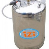 Thùng phun bọt tuyết rửa xe dung tích 70 lít Izi-70