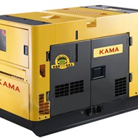 Máy phát điện KAMA KDE 160T3D
