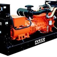 Máy phát điện dầu IVECO HT5I27