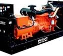 Máy phát điện dầu IVECO HT5I40