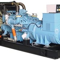 Máy phát điện dầu MTU HT5M182