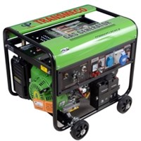 Máy phát điện dùng gas CC5000-LPG