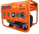 Máy phát điện khởi động đề Sanda SD4500E ( 3.1Kva)