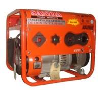 Máy phát điện khởi động đề Sanda SD6500E ( 5.5Kva)