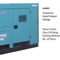 Máy phát điện công nghiệp SDG60S-3A6