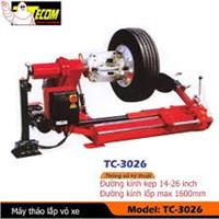 MÁY LÀM LỐP XE CON TECOM TC-889AT