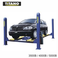 Cầu nâng ô tô 4 trụ 5 tấn 5000A