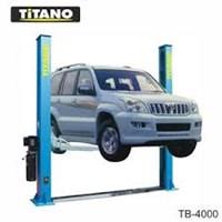 Cầu nâng ô tô 2 đế dưới TB4000, 4 tấn