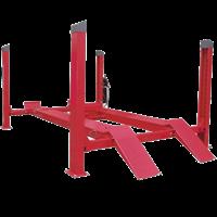 Cầu nâng 4 trụ chuyên dụng để cân chỉnh góc đặt bánh xe TLT-440EW