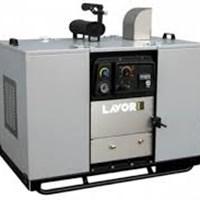Máy rửa xe Lavor động cơ dầu Diesel Thermic 17 HW