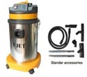 Máy hút bụi công nghiệp khô ướt V-JET 30S-1