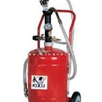 Máy hút dầu thải dùng khí nén Kocu KQ-3024