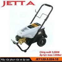 Máy rửa xe cao áp Jet120-3.0S4-10