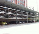 Bãi giữ xe nâng hạ dọc 3 tầng