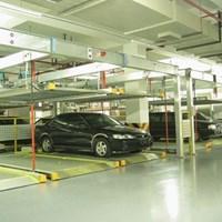 Hệ thống bãi xe thông minh tầng hầm
