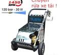 Máy rửa xe cao áp Busan 7.5kw BS7500-30