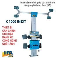 Thiết bị cân chỉnh bánh xe công nghệ hình ảnh C1000 inext