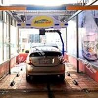 Máy rửa xe ô tô tự động DWS-3