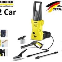 Máy phun rửa áp lực cao Karcher K2 Car - Home T50 EU