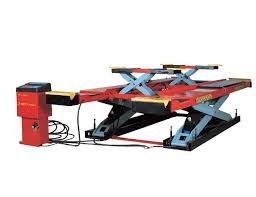 Cầu cắt kéo có kích phụ YPJ-3600