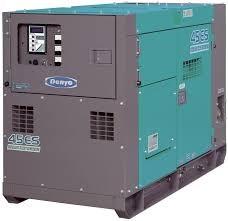 Máy phát điện Denyo DCA 45ESI