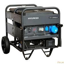 Máy phát điện xăng Hyundai HY 12000LE
