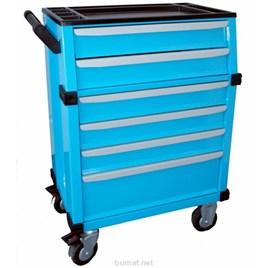 Tủ đựng đồ nghề 7 ngăn XTB306