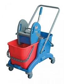 Xe đẩy lau nhà Kleanway Ecomix KWMB1000R