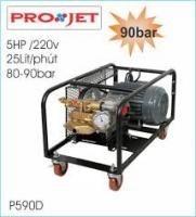 Máy bơm rửa xe cao áp PROJET P-590D