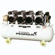Máy nén khí giảm âm PEGASUS TM-OF550-90L