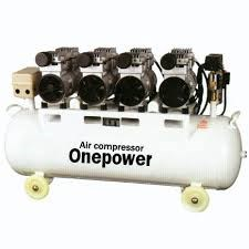 Máy nén khí giảm âm Onepower OP750-90L