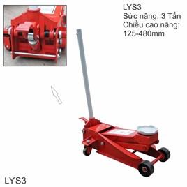 Kích cá sấu loại ngắn 3 tấn LYS3