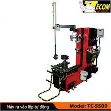 Máy ra vào lốp tự động TC-5500