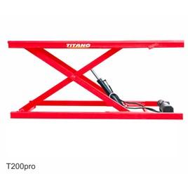 Cầu nâng xe máy, bàn nâng xe máy T200pro