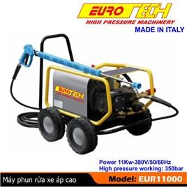 Máy xịt rửa xe ô tô áp lực cao Eurotech EUR11000