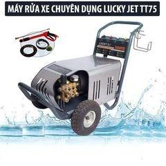 Máy Rửa Xe Cao Áp Lucky Jet TT75