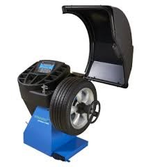 Máy cân bằng lốp Hofmann Geodyna 7300L