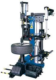 Máy ra vào lốp tự động cao cấp Hofmann Monty 8600 Platinum