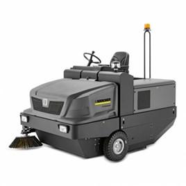 Xe quét rác ngồi lái Karcher KM 150/500RD