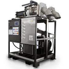 Máy sản xuất đá khô CO2 Coldjet P1500 Pelletizer