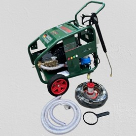 Máy Rửa Xe Cao Áp 5.5Kw Dekton DK-HPW5500