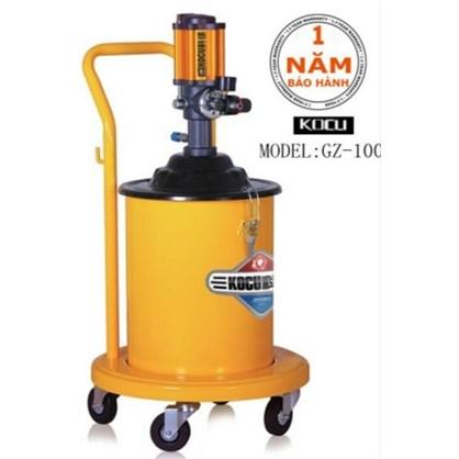Máy bơm mỡ khí nén Kocu GZ-100 hinh anh 1
