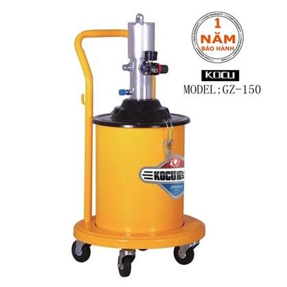 Máy bơm mỡ dùng khí nén Kocu GZ-150 hinh anh 1