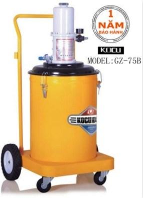 Máy bơm mỡ khí nén Kocu GZ-75B hinh anh 1
