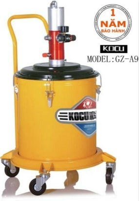 Máy bơm mỡ khí nén Kocu GZ-A9 hinh anh 1