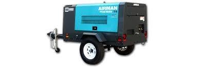 Máy nén khí Airman PDS185S hinh anh 1