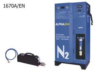 Máy bơm khí Nitơ Alphaplus 1670(A/EN) hinh anh 1