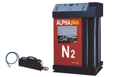 Máy bơm khí Nitơ cho lốp xe tải Alphaplus 1850 hinh anh 1